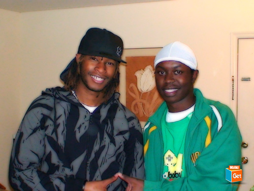 Redsan and Vyba